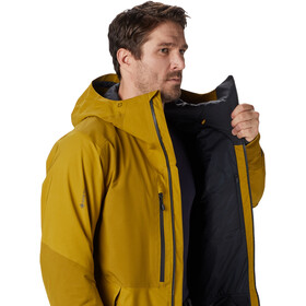 Mountain Hardwear Cloud Bank Gore-Tex Chaqueta Hombre, dark bolt
